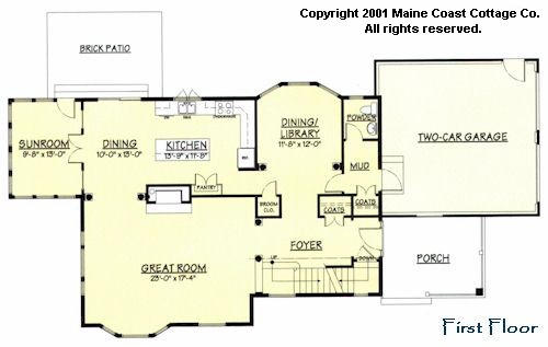 Maine cottage style house plans house plans for Maine cottage plans