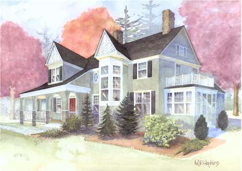 Maine cottage house plans unique house plans for Maine cottage house plans